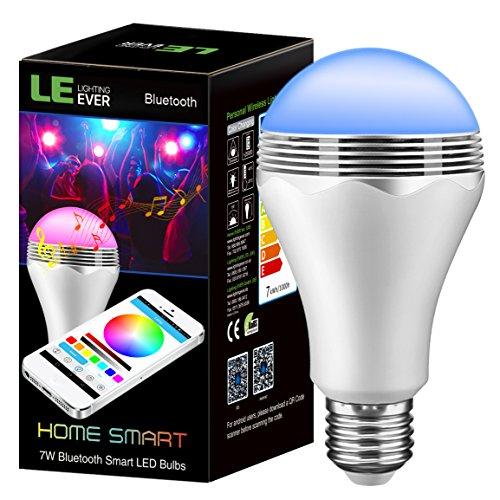 Bluetooth Multi Color Smartphone Controlled Compatible