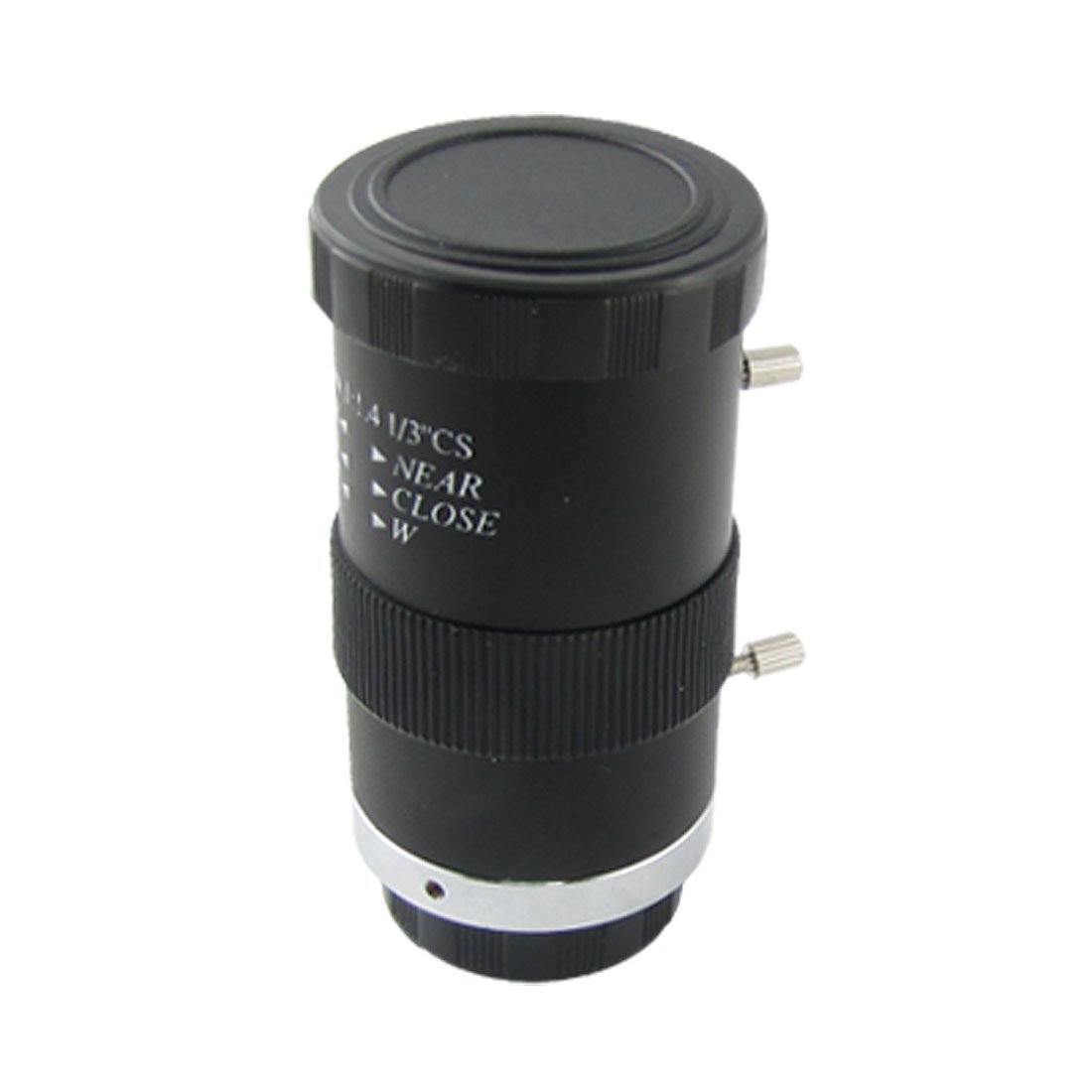 uxcell 6-15mm 1/3'' F1.4 CS Mount Varifocal CCTV Manual Lens by uxcell