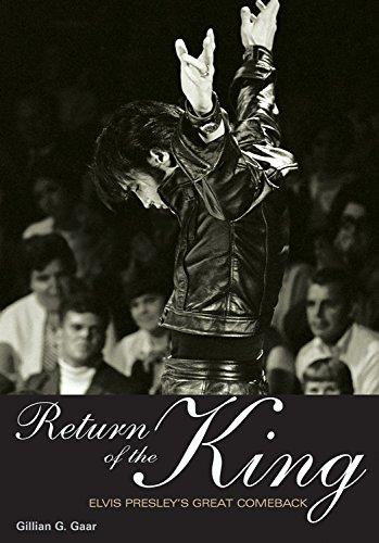 - Return Of The King: Elvis Presley's Great Comeback (Genuine Jawbone Books)