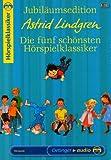 Astrid Lindgren Jubiläumsedition - Die fünf schönsten Hörspielklassiker