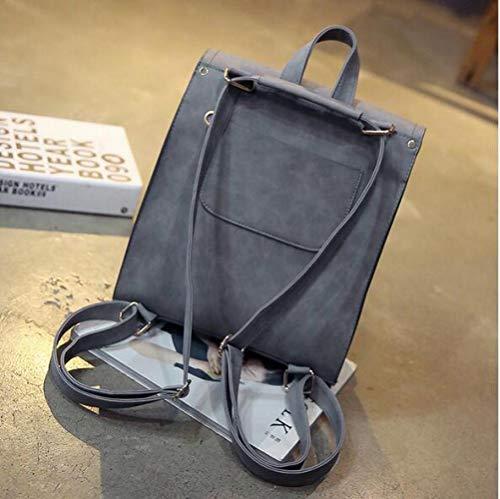 Backpack Tassel Woman Shoulder Backpack Multifunctional Black Embroidery Bag Travel Tassel Bag Fashion BrBIqzxw5v