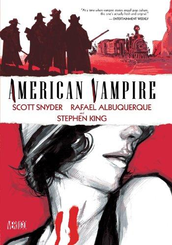 Halloween Los Angeles (American Vampire Vol. 1)