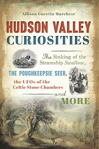 Hudson Valley Curiosities: The Sinking of the Steamship Swallow, the Poughkeepsie Seer, the UFOs of the Celtic Stone Chambers and More PDF