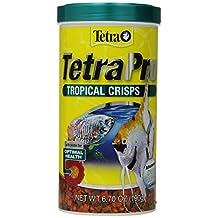 Tetra 77073 TetraPRO Trop Crisps for Fishes, 1-Liter