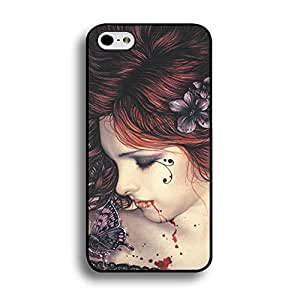 Iphone 6 6s 4.7 (Inch) Case,Horror Case,Bloody Pattern Printed Durable Phone Protector Case for Iphone 6 6s 4.7 (Inch)