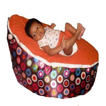 Amazon.com: Pufs de bebé por babybooper perfecto puf de ...