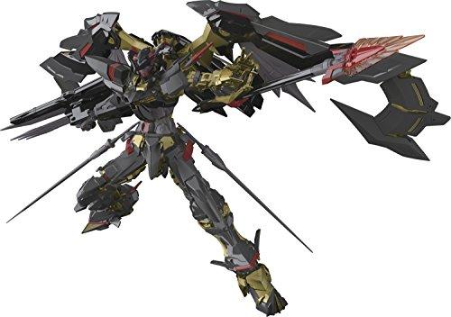 Frame Astray Gundam Red - Bandai Hobby RG #24 Gold Frame Amatsu Mina Gundam Seed Astray Model Kit (1/144 Scale)