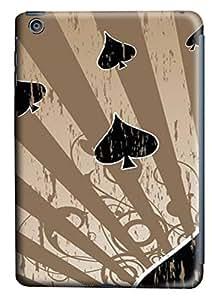 case cheap cover Spades PC Case for ipad mini retina