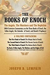 Now buy this amazing volume for a special low price. The well known and acclaimed work of Dr. Joseph Lumpkin has been enlarged to include new research on the Books of Enoch, Fallen Angels, the Watchers, and the Nephilim. After presenting exte...