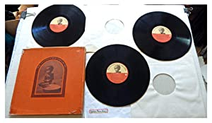 George Harrison The Concert For Bangla Desh - Apple Records 1971 - One Used Triple Vinyl LP Records Box Set - 1971 Pressing STCX3385 - With Bob Dylan - Eric Clpton - Ring Starr - Leon Russell