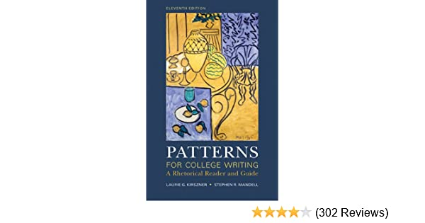 Patterns for college writing (9781319056643)   macmillan learning.