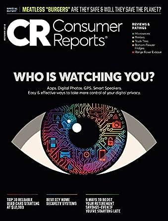 Amazon Com Consumer Reports Magazine Kindle Edition