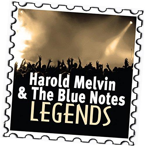 Harold & The Blue Notes Melvin: Legends