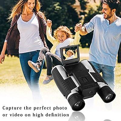 GordVE Full HD Digital Camera Spy Cameras Folding Prism Binoculars Camera