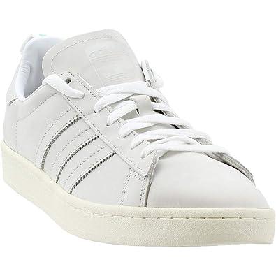 wholesale dealer eba72 21c37 adidas Originals Campus Mens Shoes Footwear WhiteVintage White bz0065  (9.5 D(M