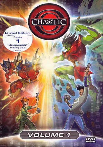 Chaotic Volume 1 DVD