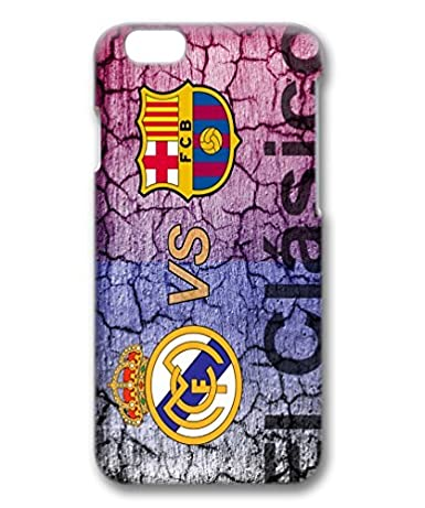 Amazon.com: custom and diy real Clasico Real Madrid CF vs FC ...