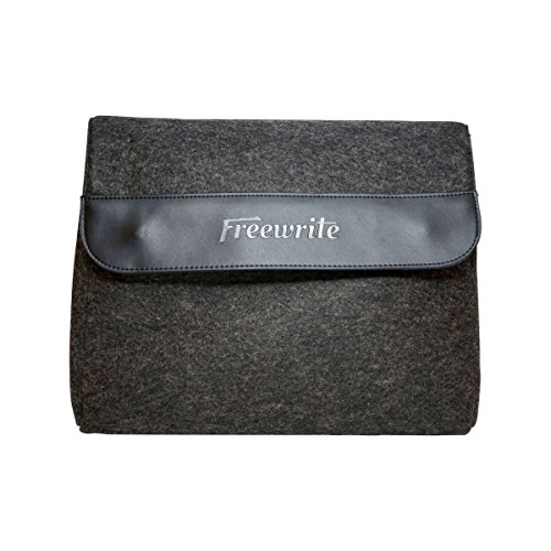 Freewrite Sleeve for Freewrite Smart Typewriter, Protective Felt & Leather Sleeve with Soft, Non Scr - http://coolthings.us