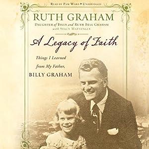 A Legacy of Faith Audiobook