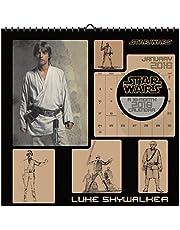 Star Wars Saga 2016 Art Calendar by Trends International (2015-08-01)