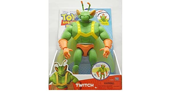 Disney Pixar Toy Story 3 Movie Size Series Twitch 12 Action ...