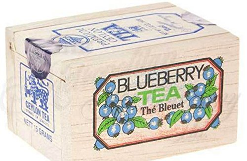(Loose Leaf Blueberry Tea 15g)