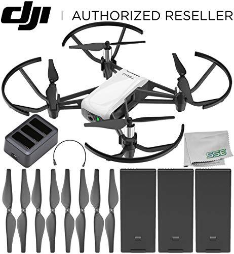 Ryze Tech Tello Quadcopter Boost Combo Bundle