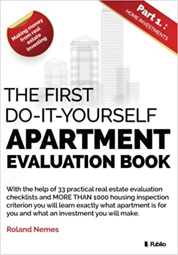 The first do it yourself apartment evaluation book roland nemes the first do it yourself apartment evaluation book roland nemes 9781979914420 amazon books solutioingenieria Choice Image
