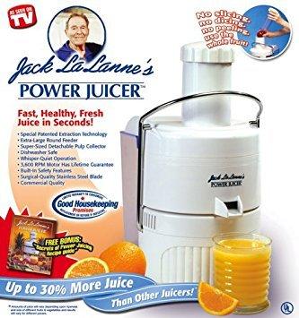 (Tristar Jack LaLanne Power Juicer Machine)