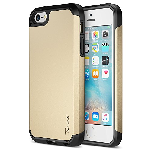 iPhone Trianium Protective Champagne Shock Absorbing