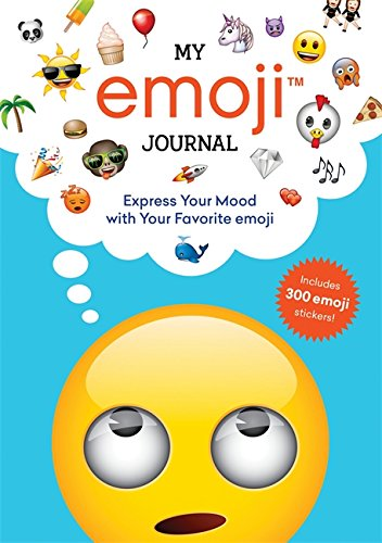 Amazon Com My Emoji Journal Express Yourself With Your