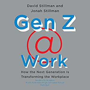 Gen Z @ Work Audiobook