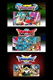 quest posters - CGC Huge Poster - Dragon Quest I II III NES Famicon - DQX001 (24