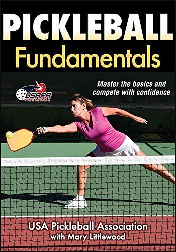 Pickleball Fundamentals by USA Pickleball Association (May 27, 2015) Paperback