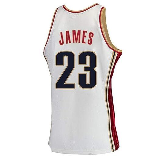 NBALL-HU Camisetas Sin Mangas - Cleveland Cavaliers 23# James ...