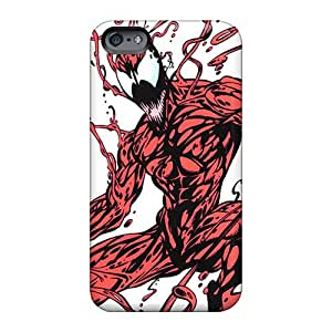 Apple Iphone 6 Plus IHo15527oBNE Customized Vivid Carnage Pictures Shock Absorbent Cell-phone Hard Covers -JacquieWasylnuk