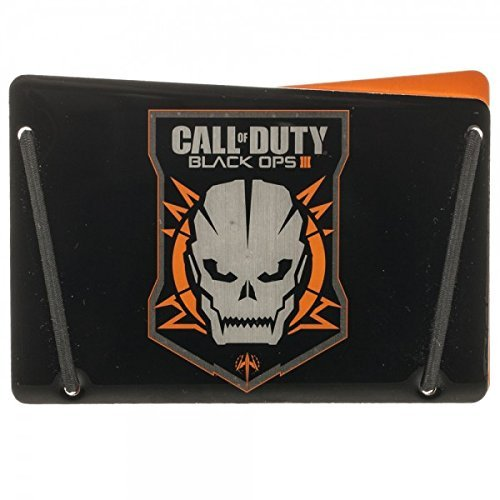 Call of Duty Card Wallet Black Ops III New Toys Licensed mw3mcvcdt