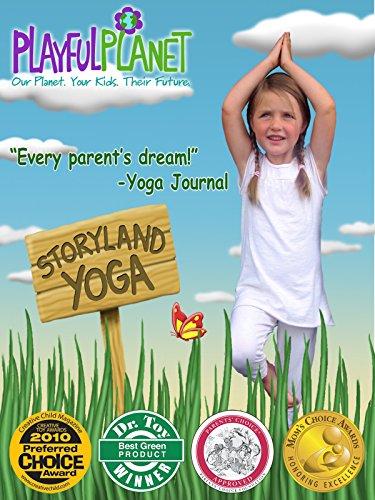 - Storyland Yoga