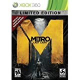 Metro: Last Light Limited Edition - Xbox360