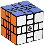 mix up cube - WitEden 3x3x4 Mixup Plus - Black Body (difficulty 9 of 10)
