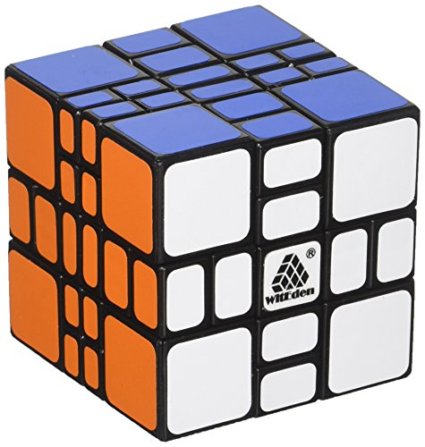 Price comparison product image WitEden 3x3x4 Mixup Plus - Black Body (difficulty 9 of 10)