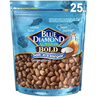 Blue Diamond Almonds, Salt N' Vinegar, 25 Ounce