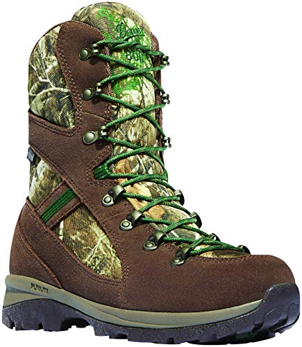 "Danner Women's 44212 Wayfinder 8"" 800G Waterproof Hunting Boot, Realtree Edge - 7.5 M"