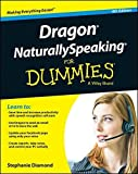 img - for Dragon NaturallySpeaking For Dummies by Diamond, Stephanie (2014) Paperback book / textbook / text book