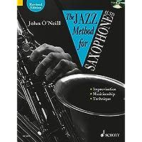 Jazz Method for Saxophone: Alto Saxophone (Tutor Book