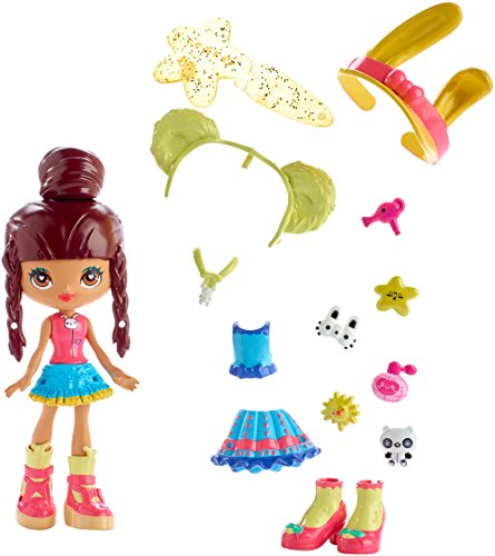 KuuKuu Harajuku Fashion Swap Fun Angel Doll