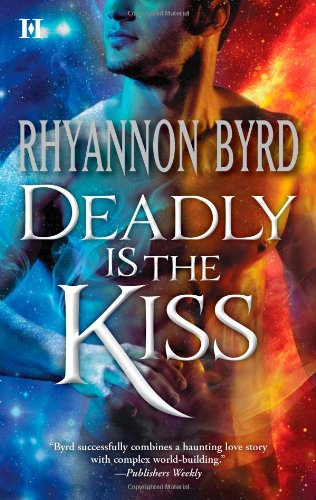book cover of Deadly Is the Kiss