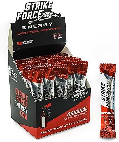 Strike Force Energy 40 count - (Original)