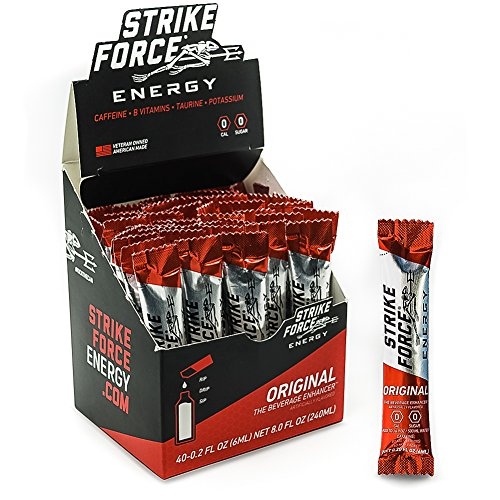 Strike Force Energy 40 count product image