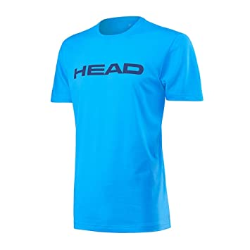 CAMISETA HEAD IVAN AZUL 811596 LBAN: Amazon.es: Deportes y ...